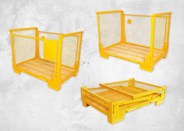 Gitterbox (zusammenlegbar)
